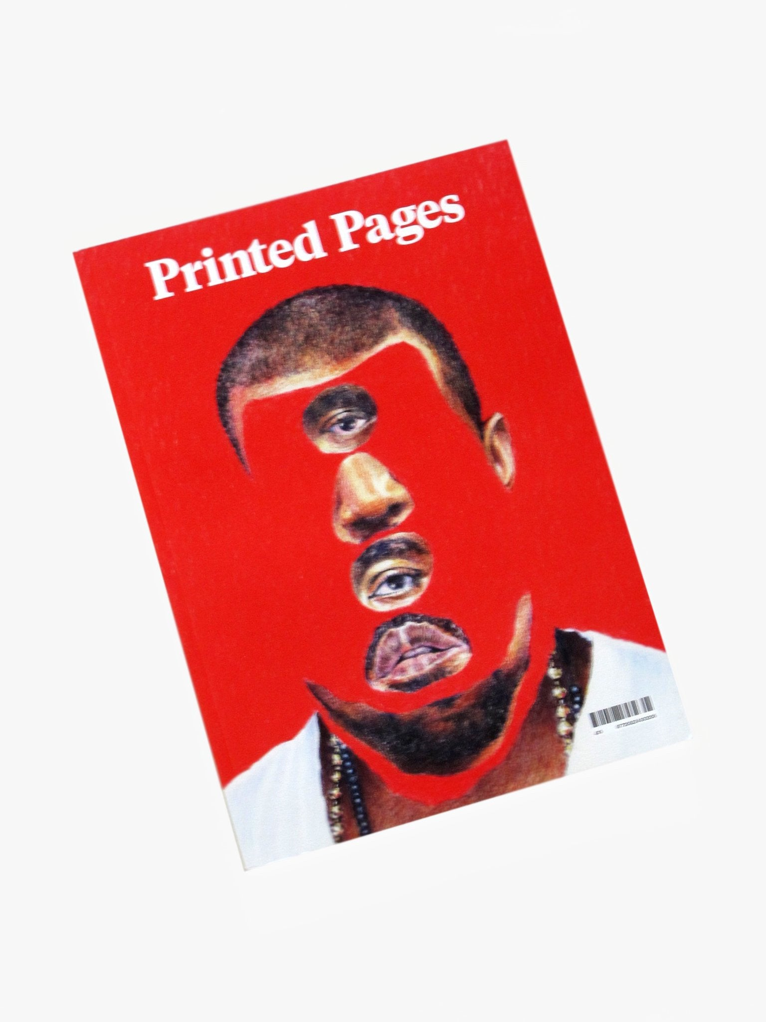 Printed Pages, Autumn/Winter 2015