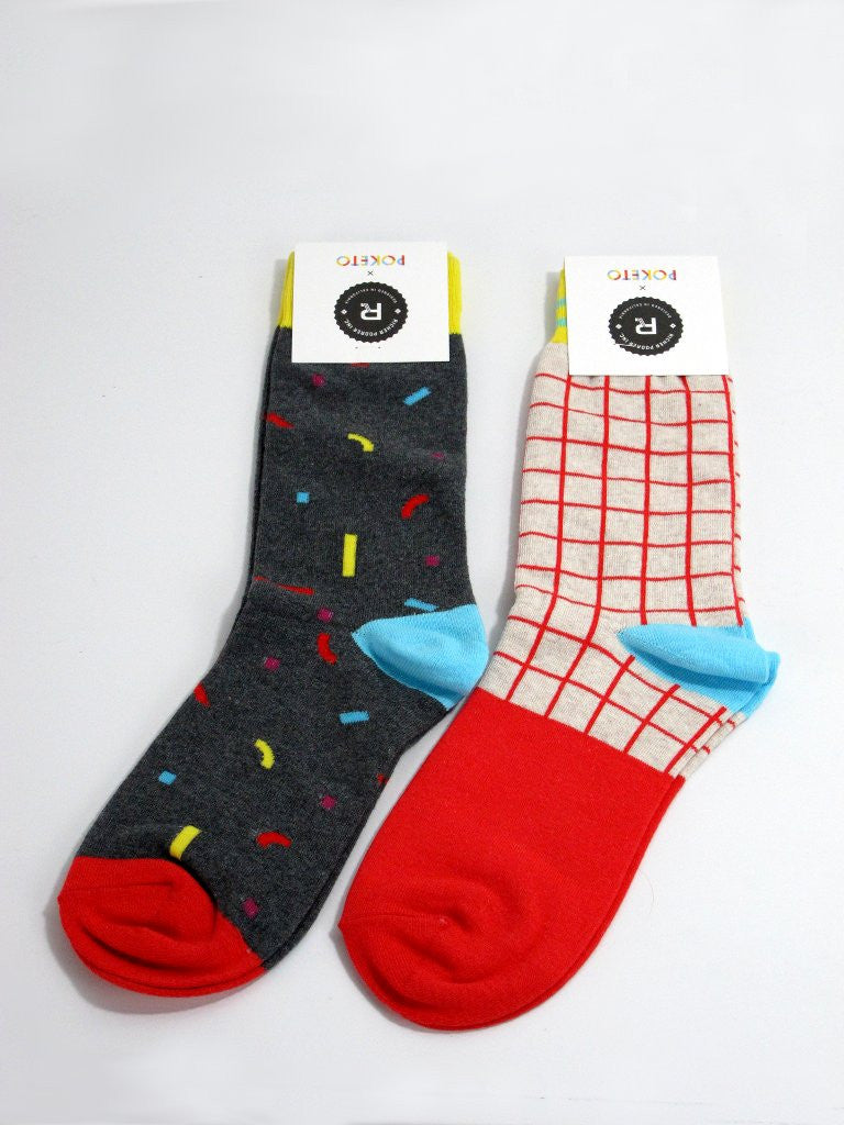 Richard Poorer x Poketo Socks