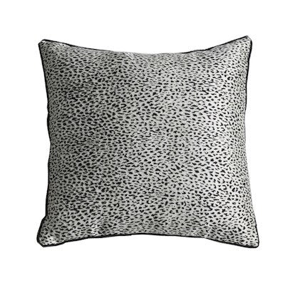 Cushion Cover Decorative Pillow Case Modern Simple Animal Collection Zebra Leopard Geometric Jacquard Bedding Coussin - Mia & Stitch