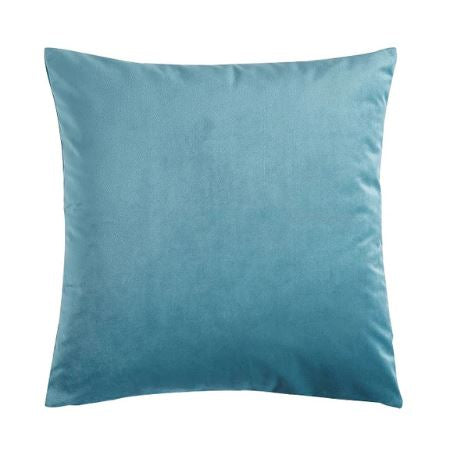 Velvet Solid Throw Pillow Cushion Cover - Mia & Stitch