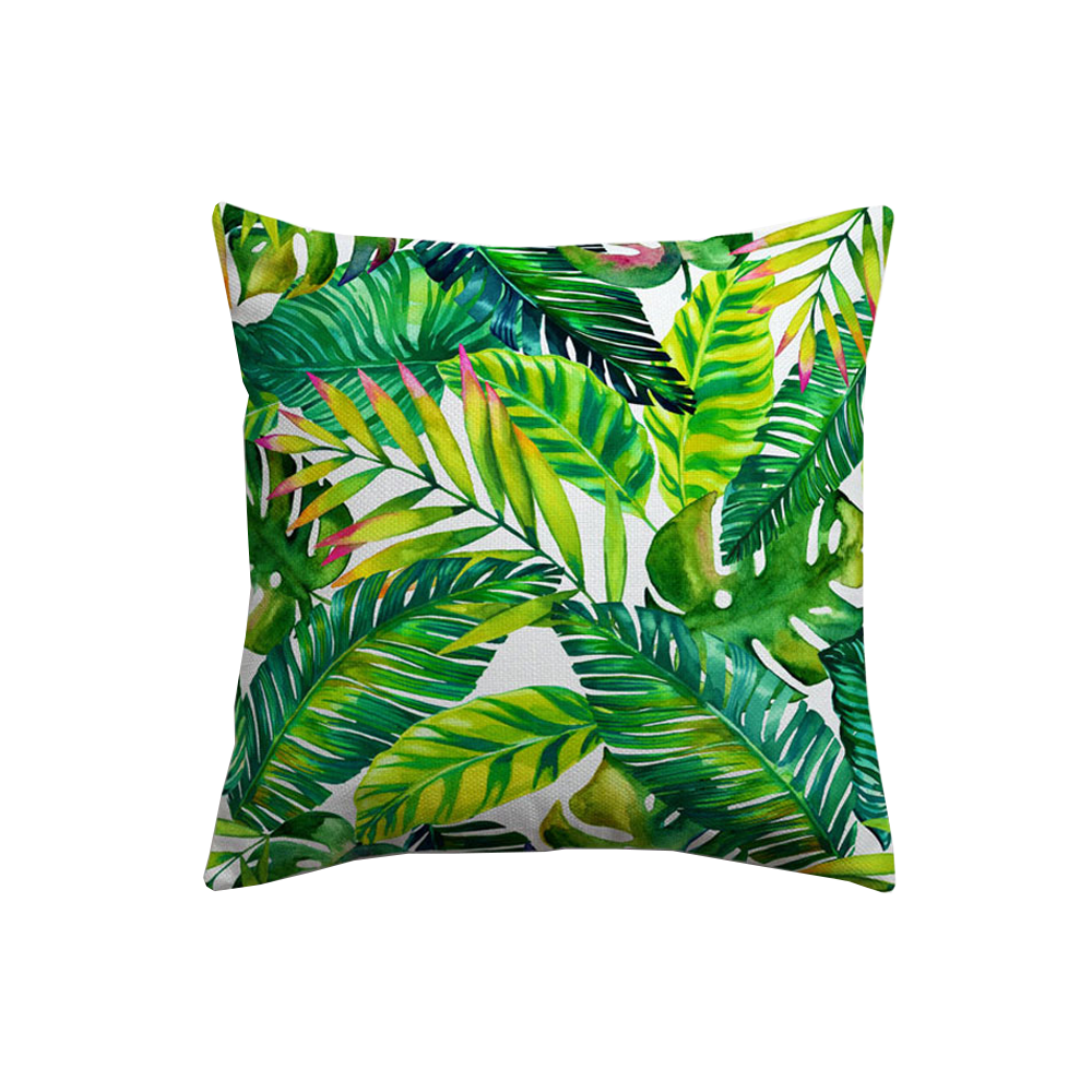 Mix & Match Cushion Covers - Modern Tropical Flamingo, Plants and Floral - Mia & Stitch