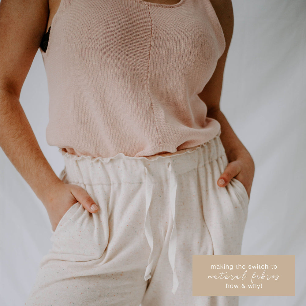 All natural, cotton fibres in our womens clothing - the best place for women's clothing in australia