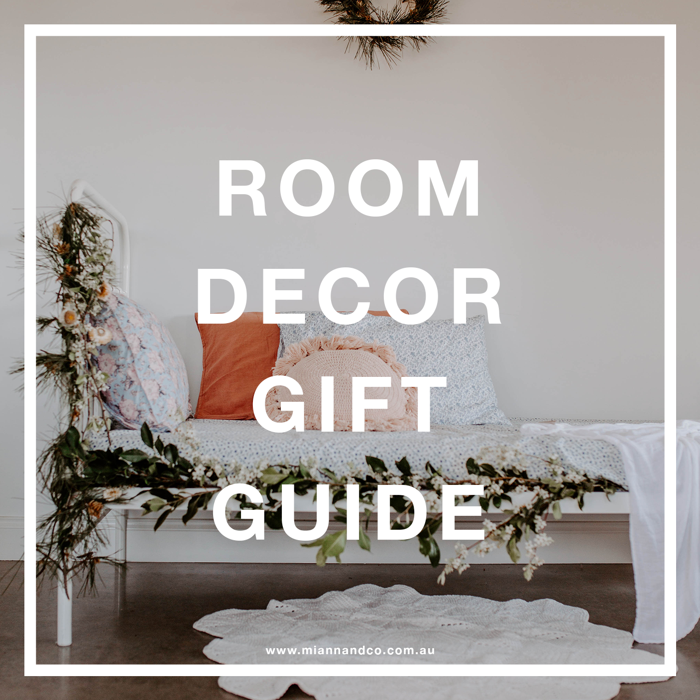 ROOM DECOR GIFT GUIDE