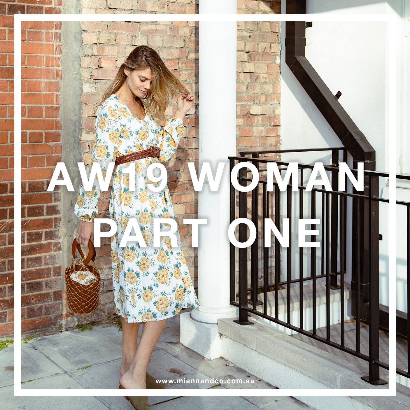 AW19 WOMAN PART ONE