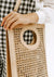 Miann & Co Womens - Madu Rattan Bag - Natural
