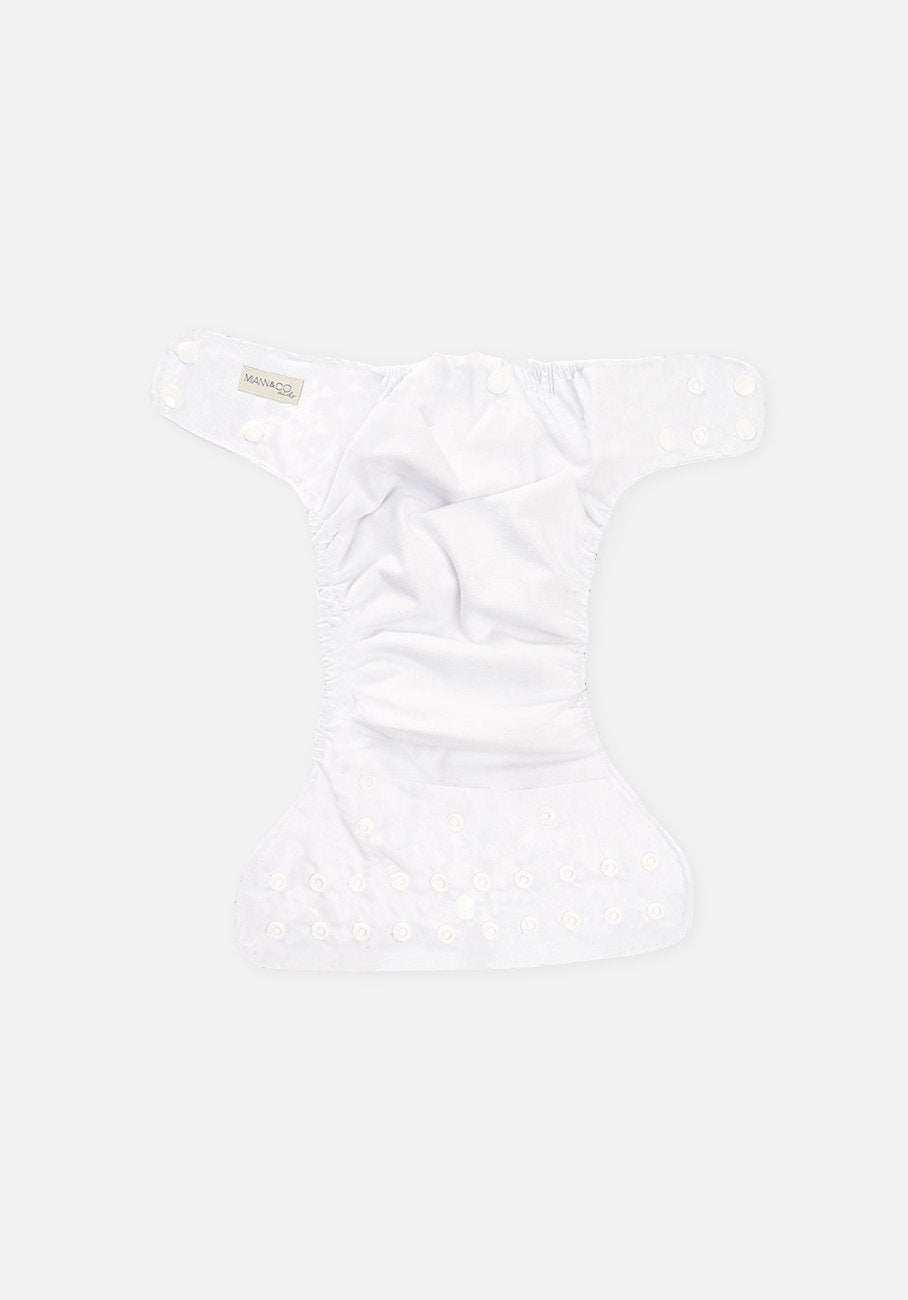 Miann & Co - Modern Cloth Nappy - Prairie Wildflower