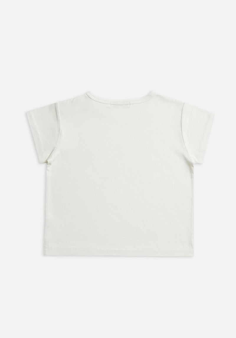 Miann & Co Baby - Boxy T-Shirt - Leave A Little Sparkle Everywhere You Go