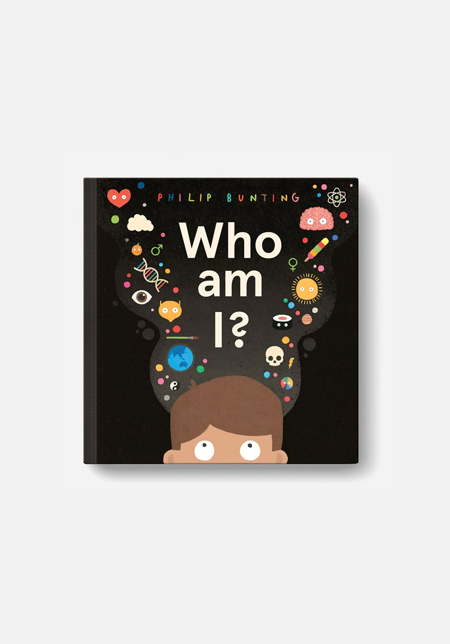 'Who Am I?' By Philip Bunting