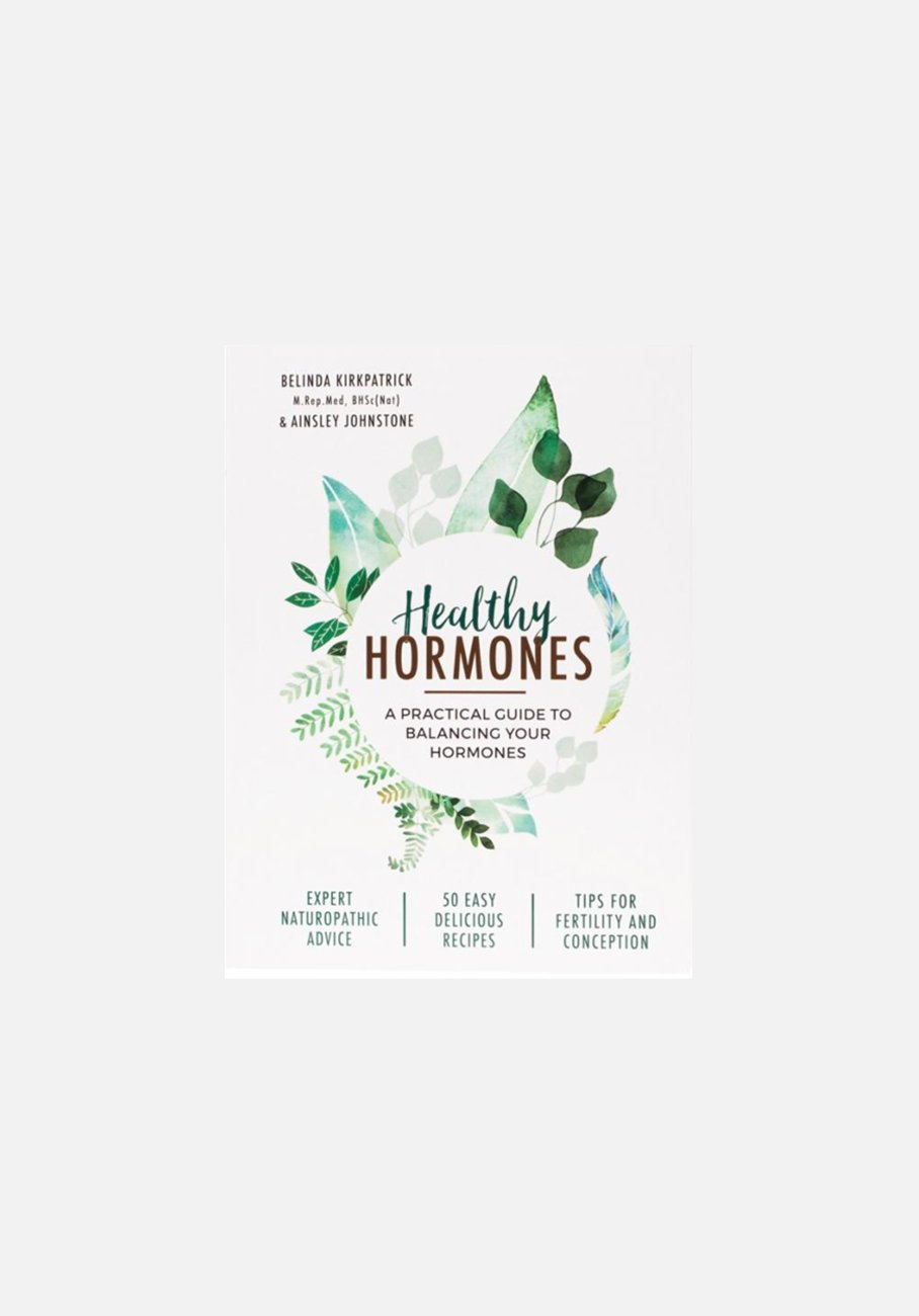 'healthy Hormones' by B.Kirkpatrick & A.Johnstone