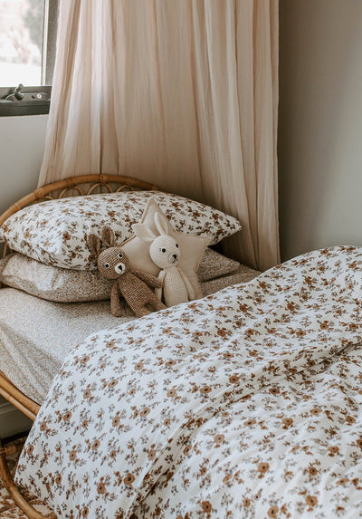 Miann & Co - Single Duvet Cover - Sweet Meadow