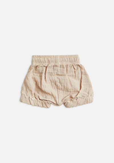 Miann & Co Baby - Woven Bloomer Shorts - Pink Tint