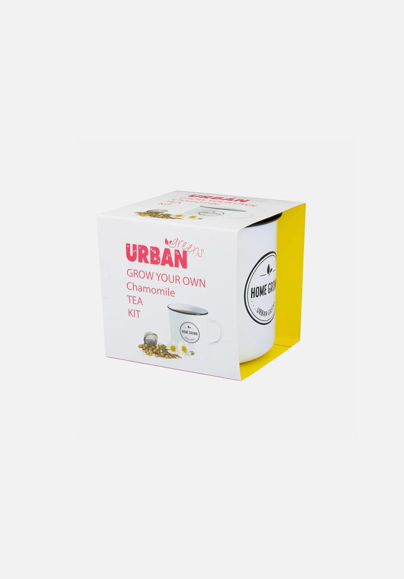 Urban Greens - Chamomile Tea Grow Kit