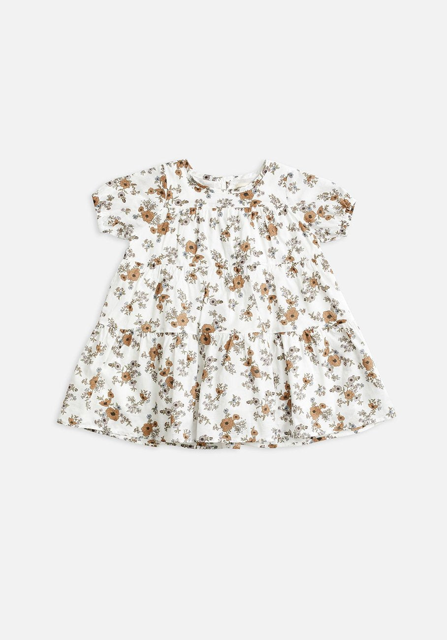 Baby Tiered floral dress