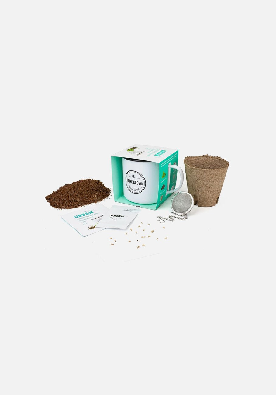 Urban Greens - Peppermint Tea Grow Kit