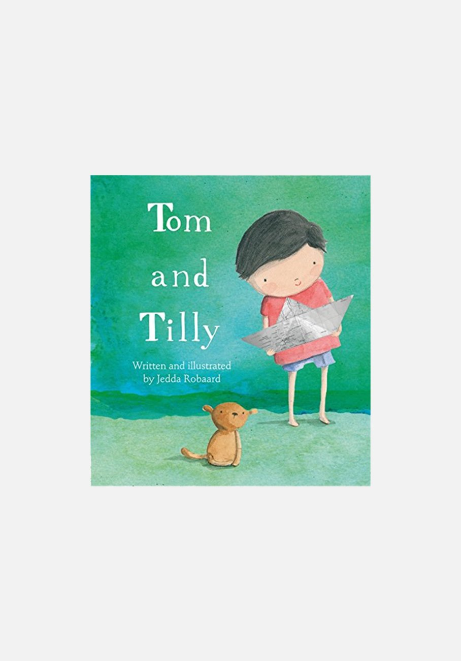 'Tom and Tilly' by Jedda Robaard