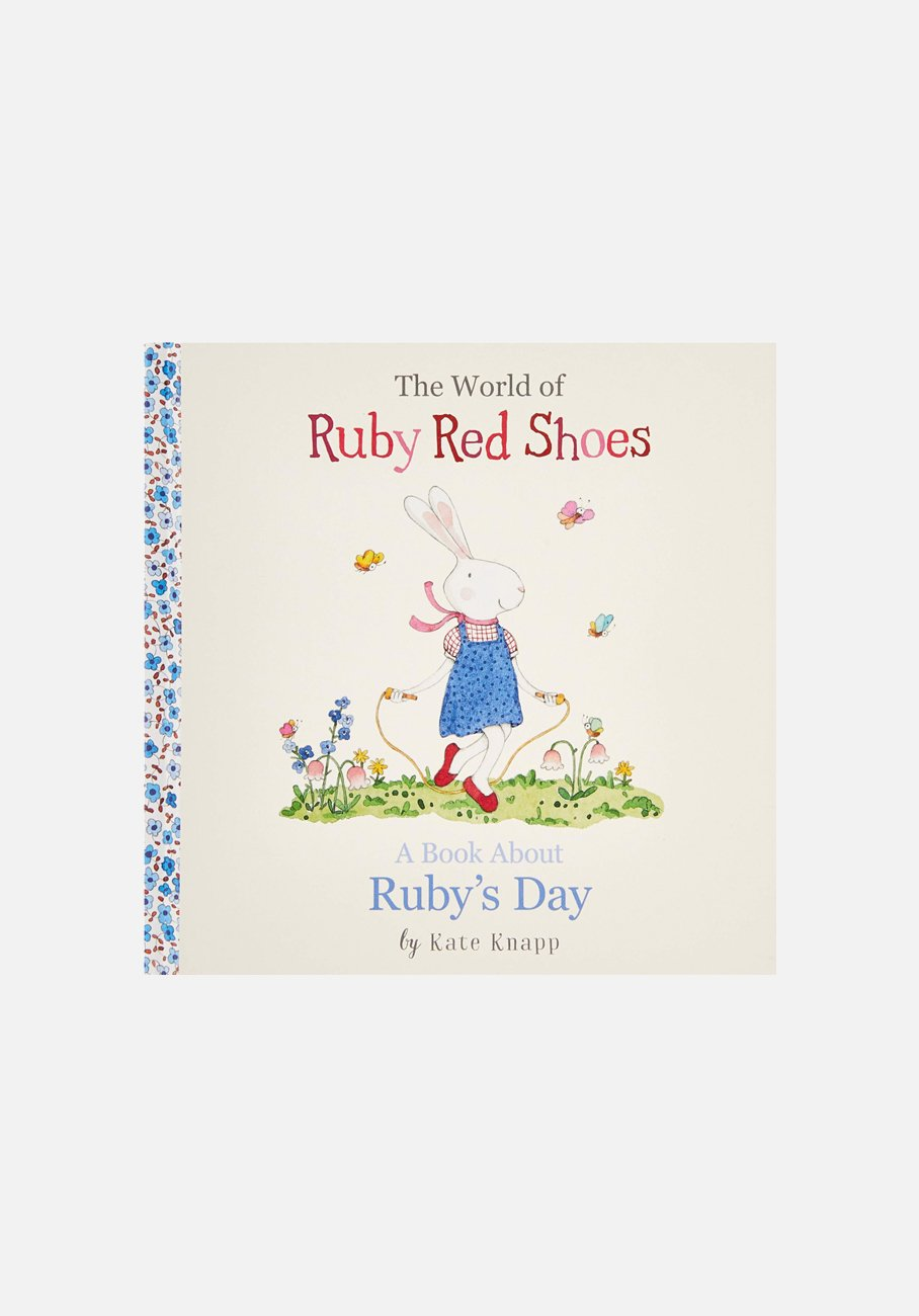 'The World of Ruby Red Shoes: A Book About Ruby's Day' by Kate Knapp