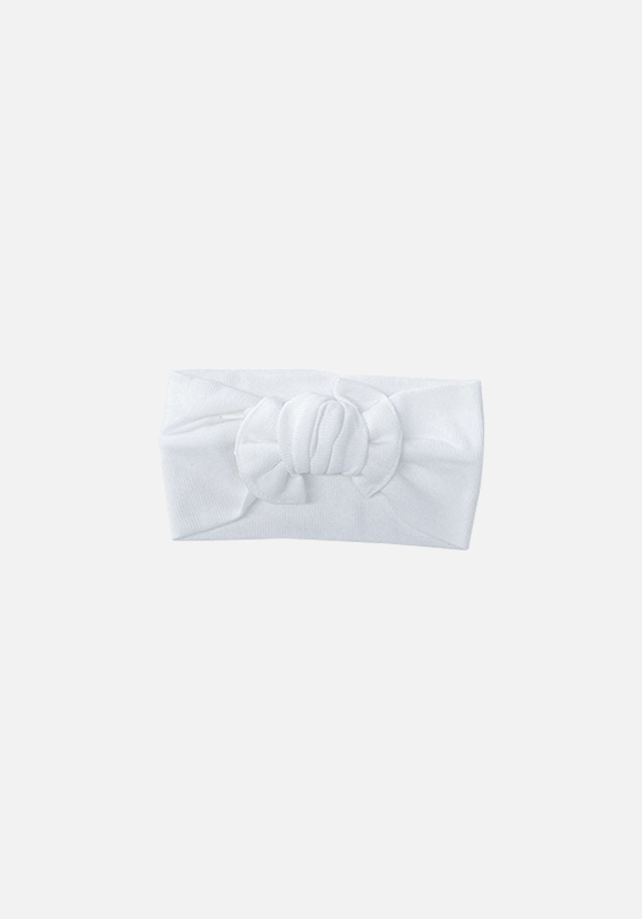 Knot Headband - Optic White