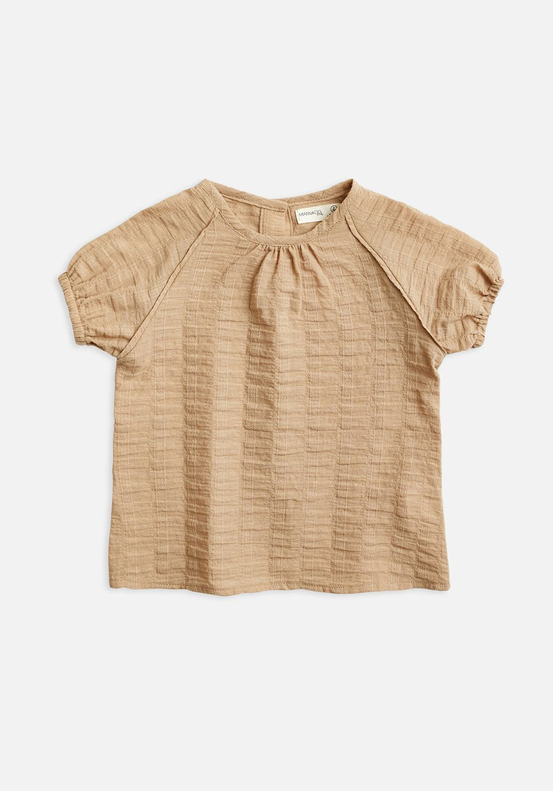 kids hazelnut shirt