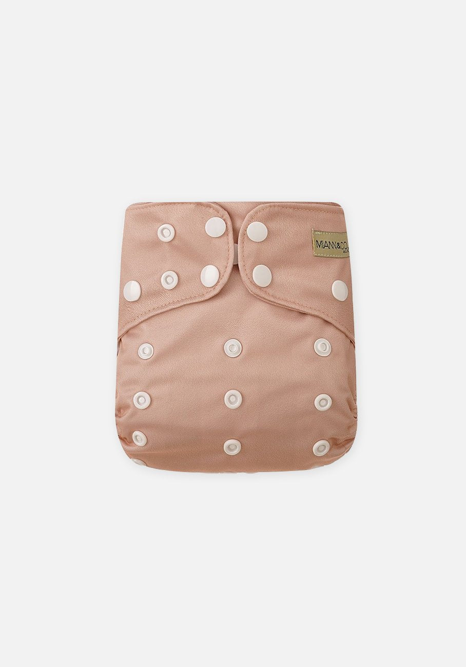 Miann & Co - Modern Cloth Nappy - Barley