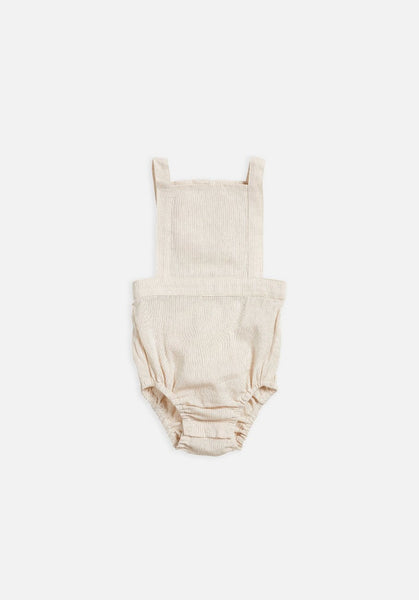 Miann & Co Baby – Bodysuit – Natural Linen