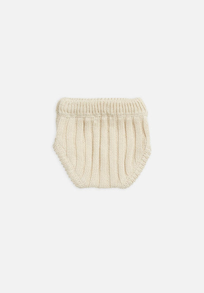 Miann & Co Baby – Knit Bloomer – Eggnog - MIANN & CO
