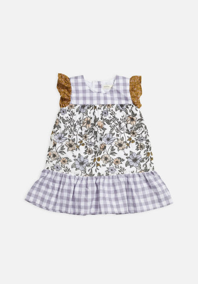 Miann & Co Baby - Tiered Boho Dress - MIANN & CO