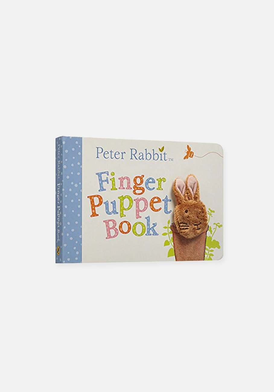 'Peter Rabbit Finger Puppet Book' By Beatrix Potter