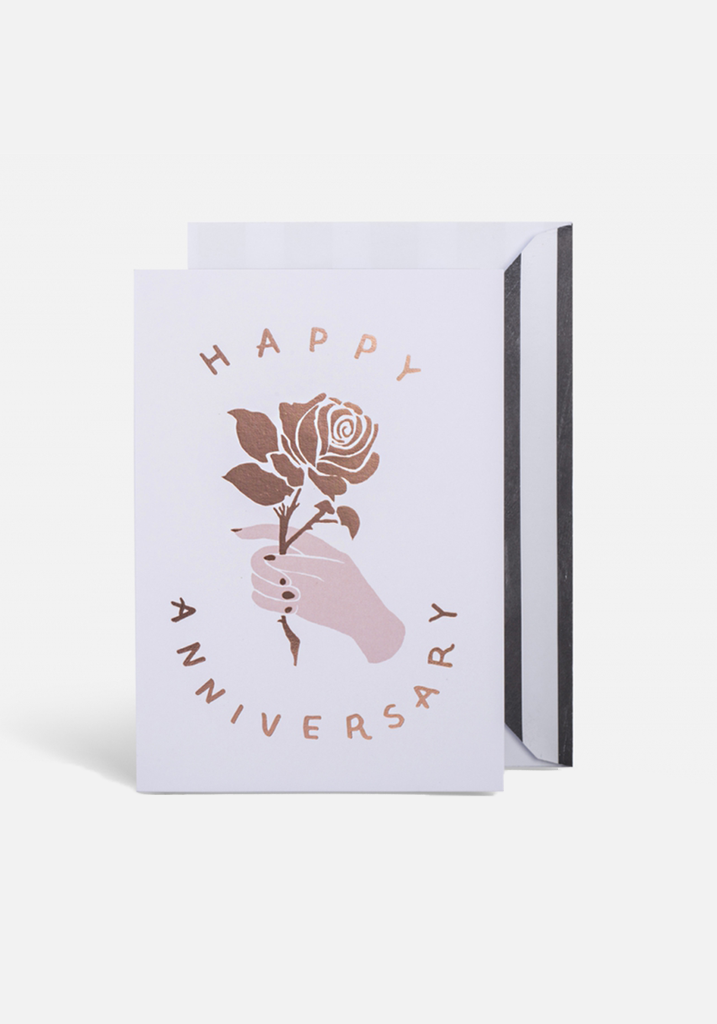 Anniversary Card - MIANN & CO