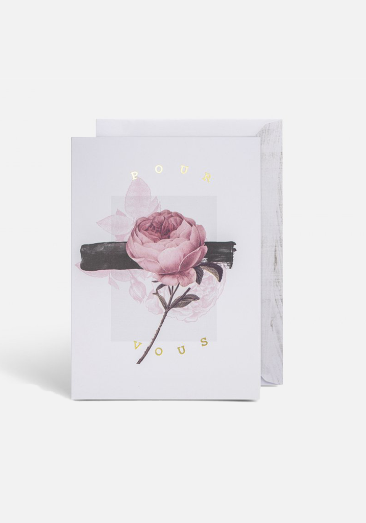 For you card - MIANN & CO