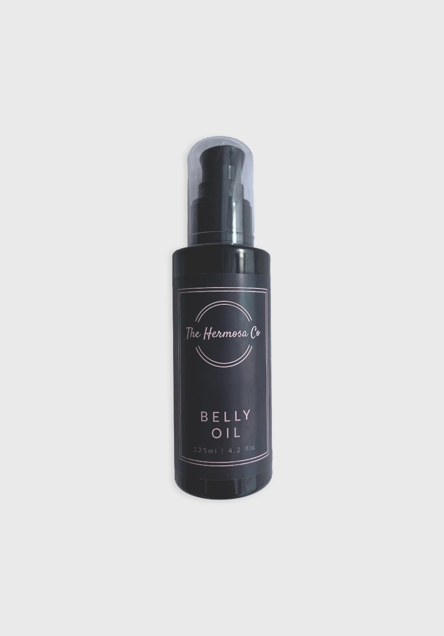 Belly Oil - 125ml - MIANN & CO