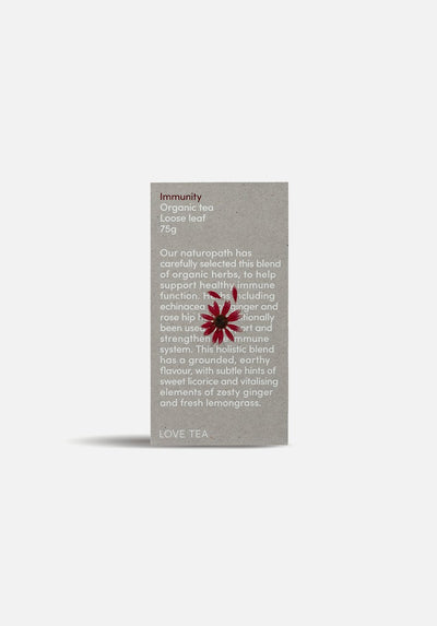 Love Tea - Immunity Loose Leaf Tea - 75g