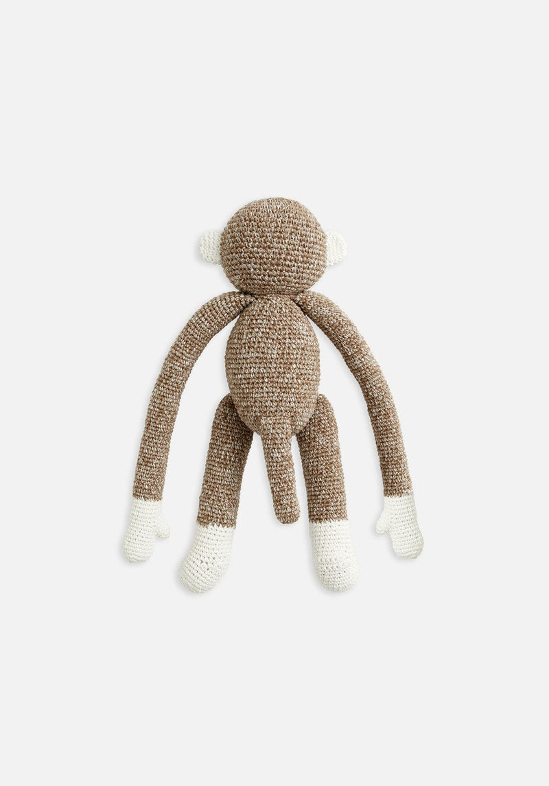 Large Soft Toy - Sebbie Monkey