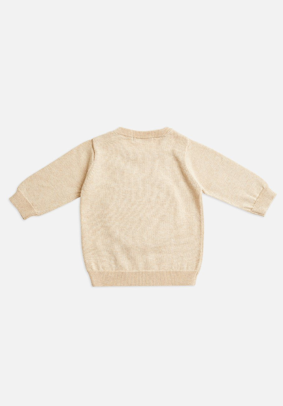 Miann & Co Baby - Knitted Jumper - Lion