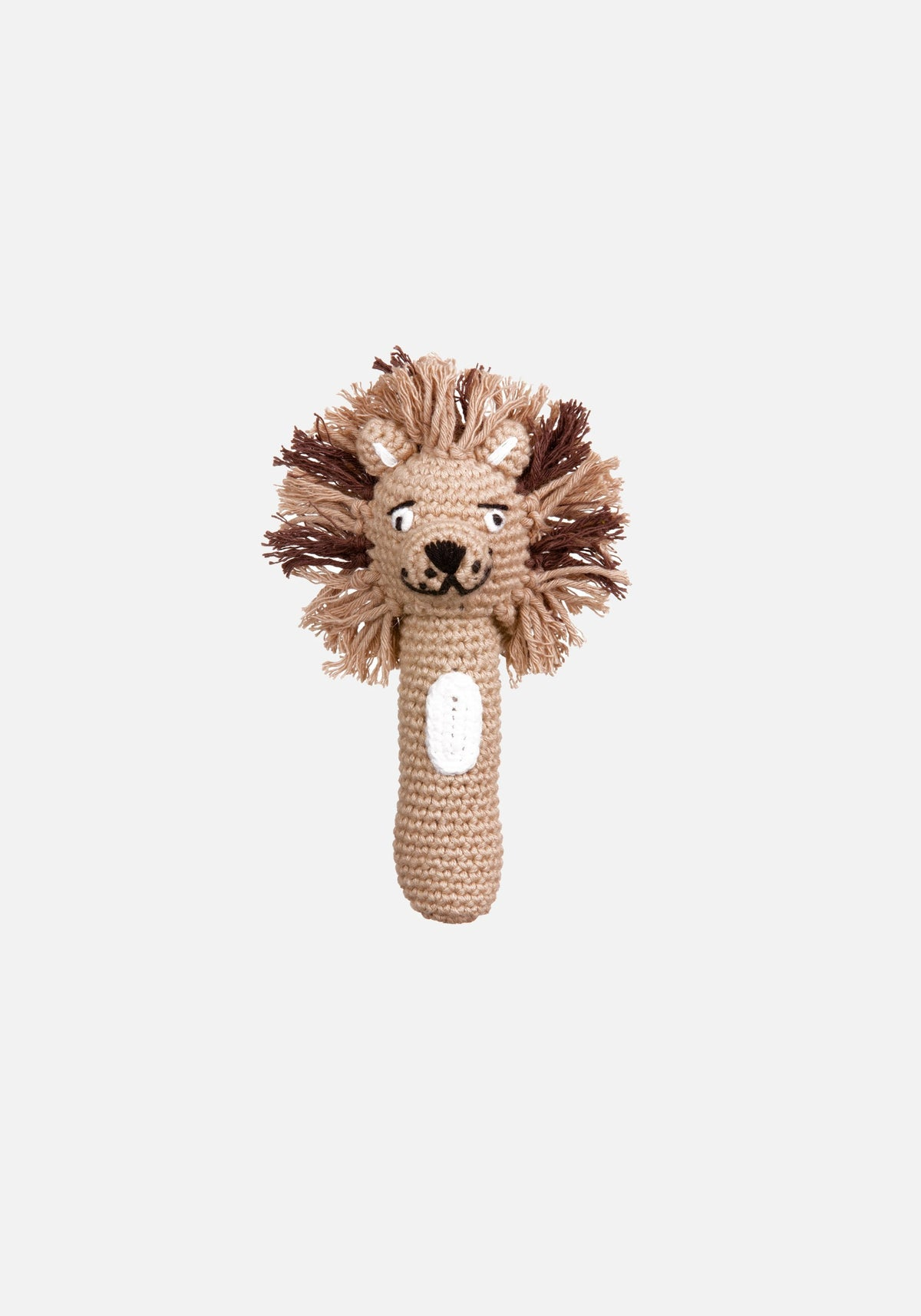 Miann & Co Hand Rattle - Lion