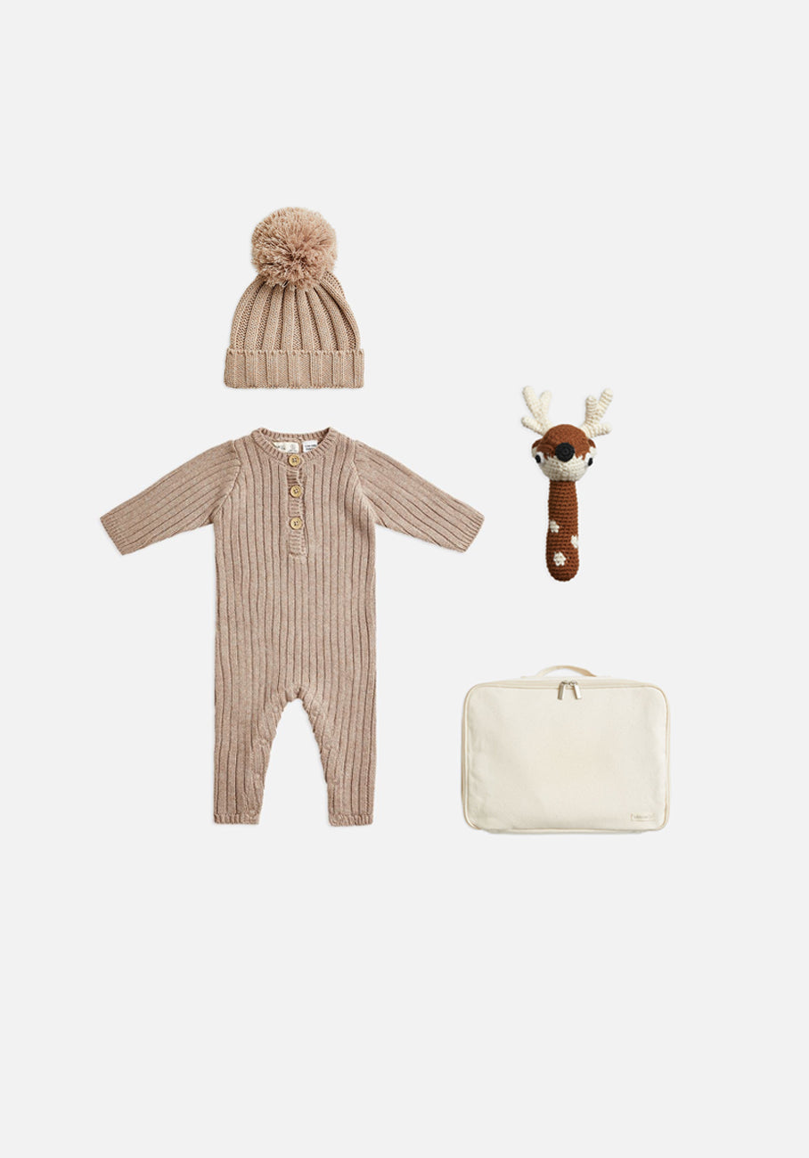 Miann & Co Baby - Winter Warmers - Clove