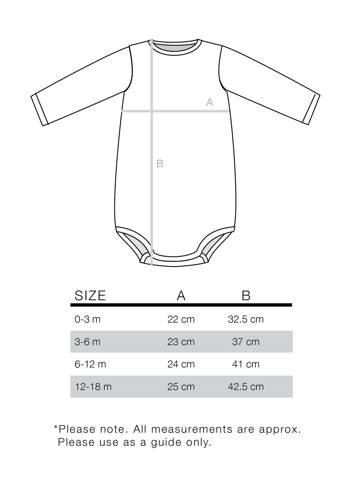 Miann & Co Baby - Long Sleeve Knit Baby Suit - Biscotti