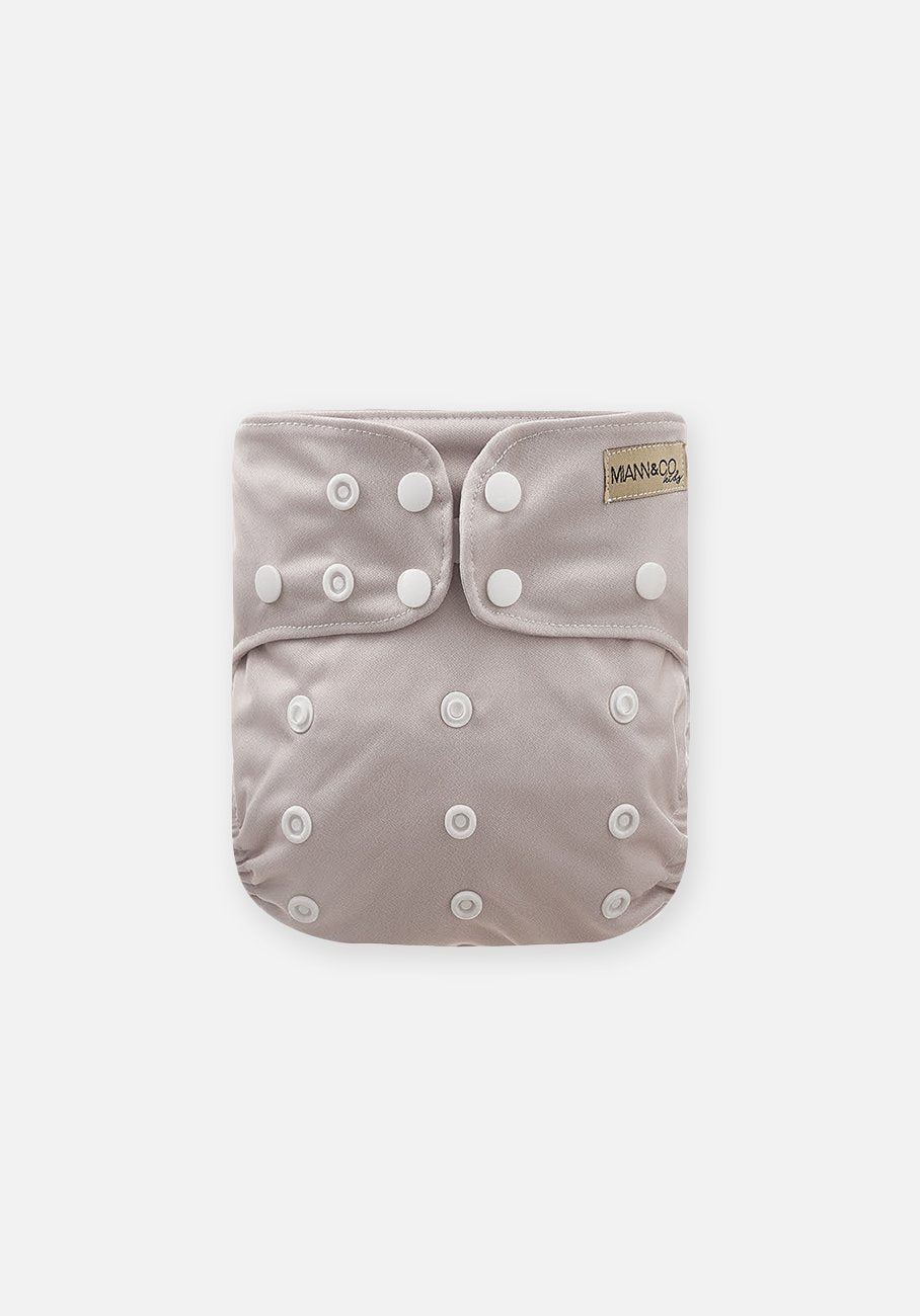 Miann & Co - Modern Cloth Nappy - Sand
