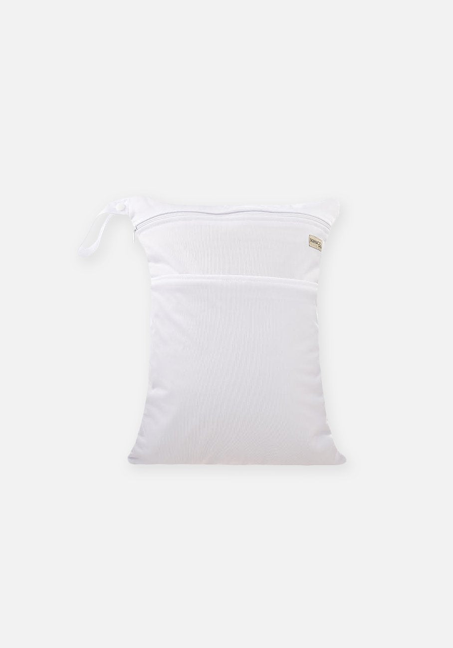 reusable cloth nappy - Reusable Wet Bag - Optic White