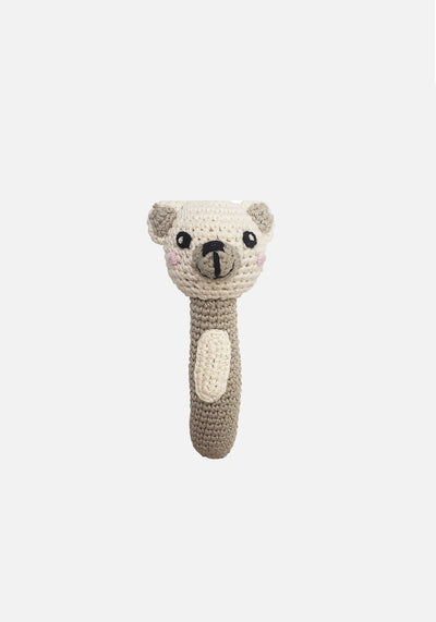 Miann & Co Hand Rattle - Polar Bear