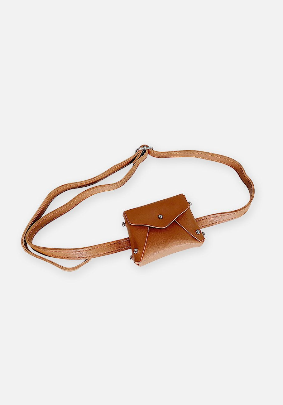 Miann & Co - Kids Purse - Toffee
