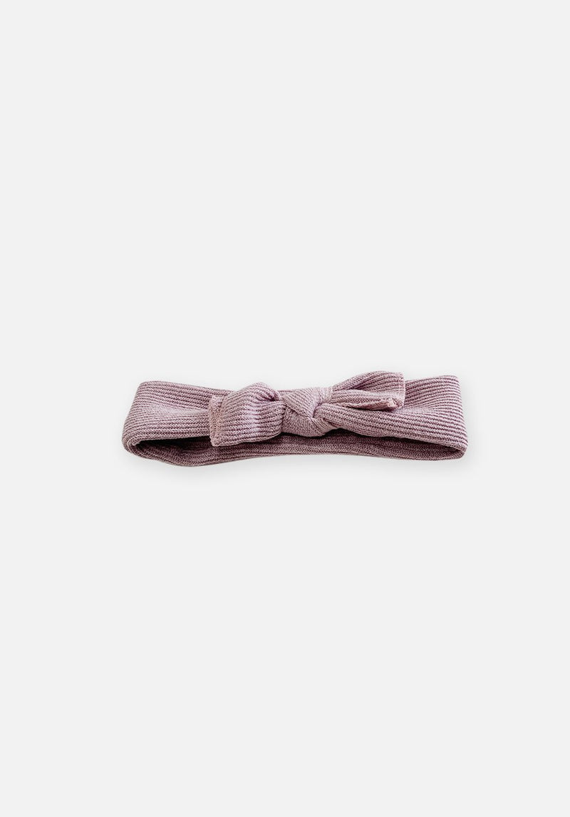 Miann & Co - Knot Headband - Lavender