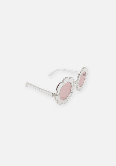 Miann & Co Kids - Flower Sunglasses - Crystal Pink