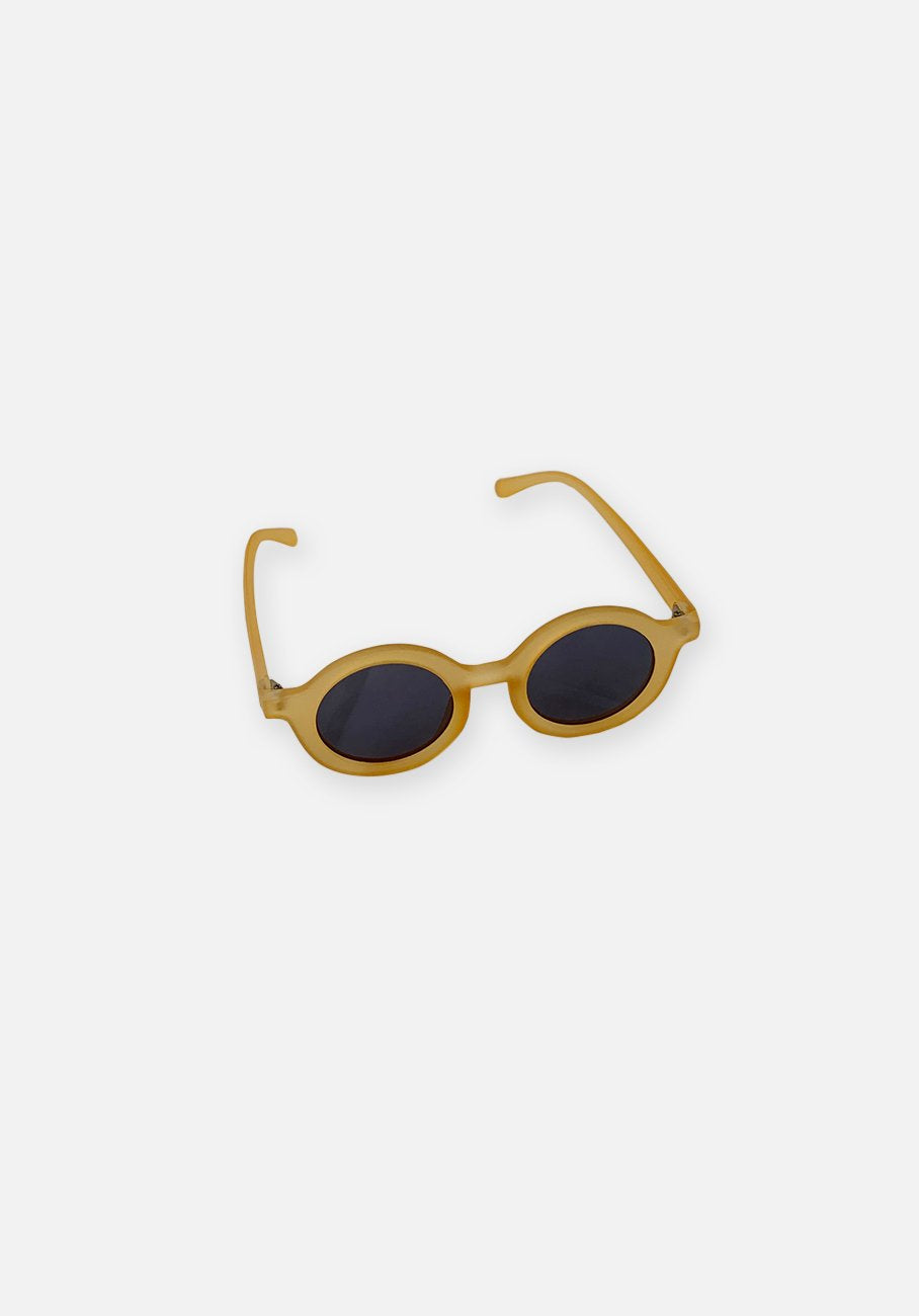 Miann & Co Kids - Round Sunglasses - Apricot