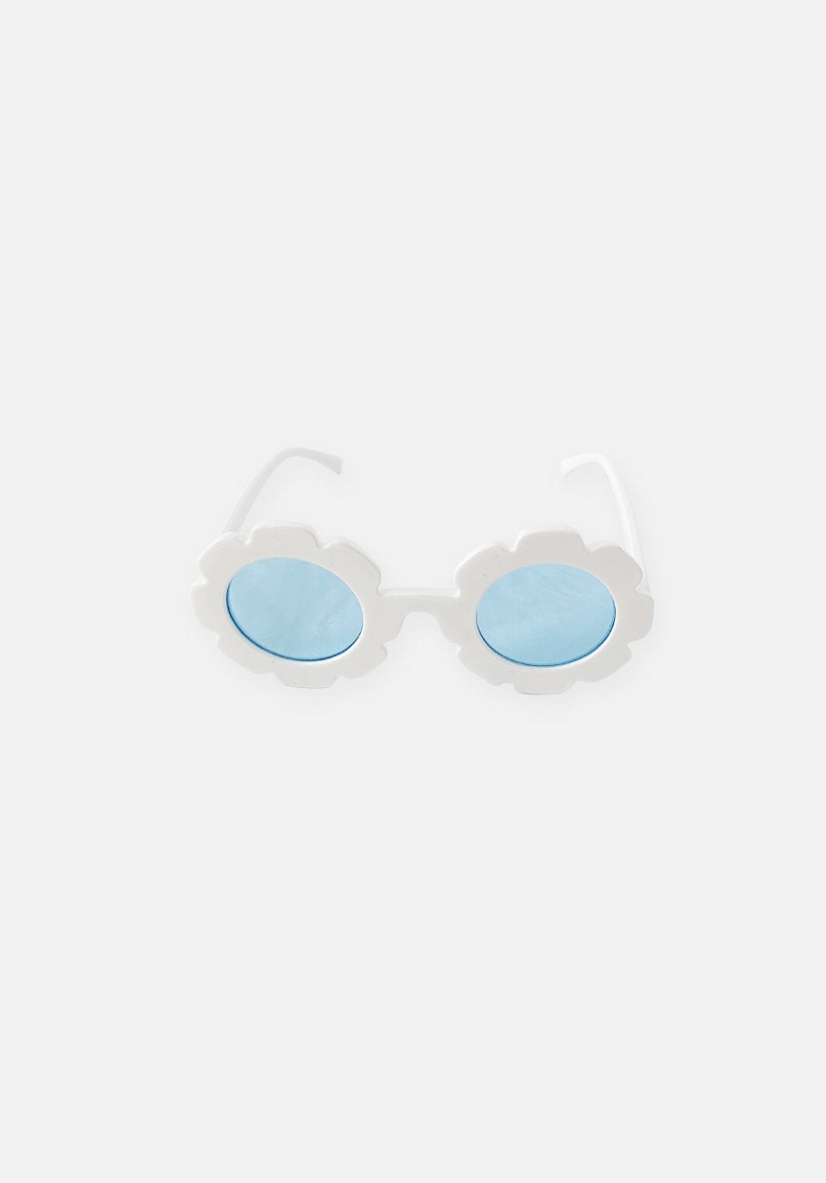 Miann & Co Kids - Flower Sunglasses - Arctic Ice