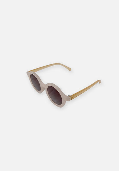 Miann & Co Kids - Round Sunglasses - Misty Rose