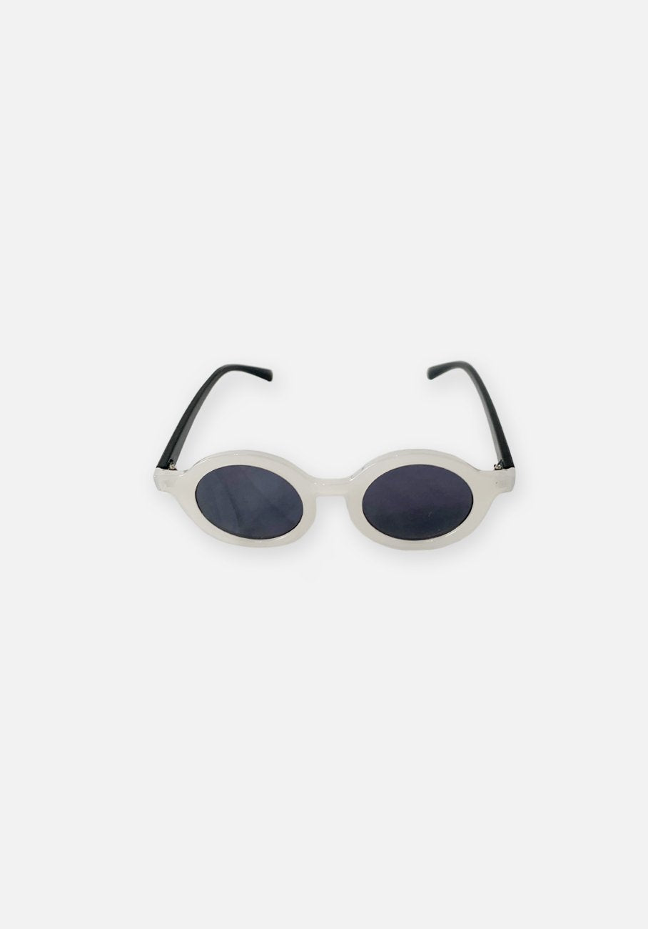 Miann & Co Kids - Round Sunglasses - Nimbus Cloud