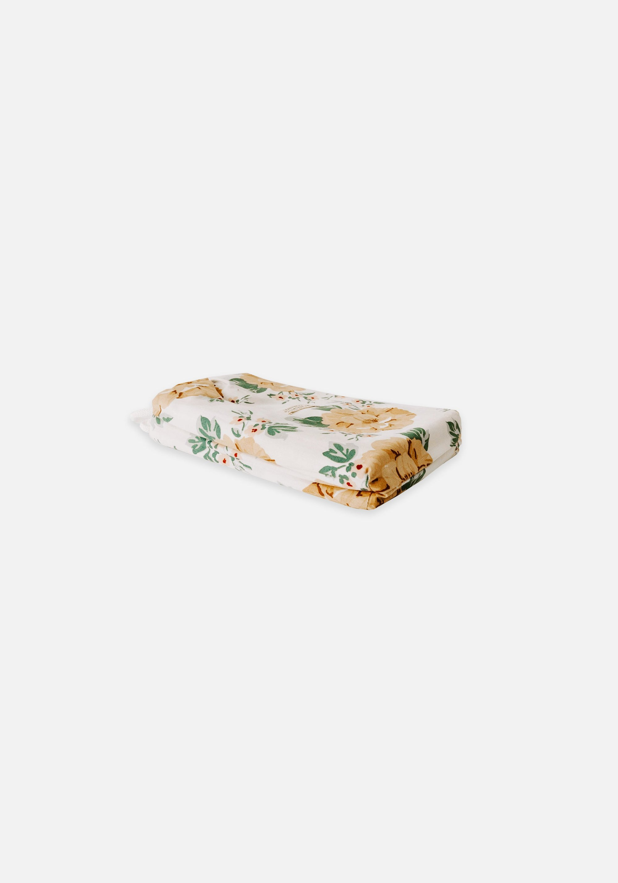 Miann & Co - Pillowcase Set - Mustard Floral