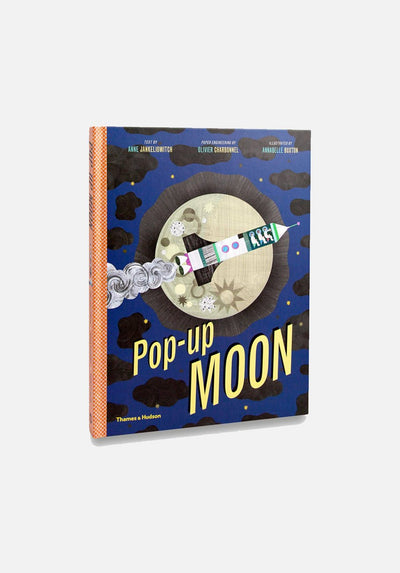 'Pop-Up Moon' By Olivier Charbonnel
