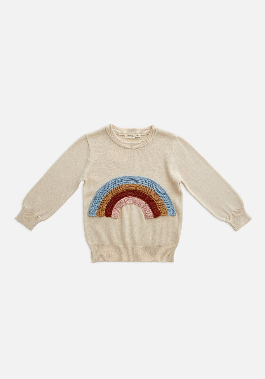 Miann & Co Kids - Knit Jumper - Rainbow