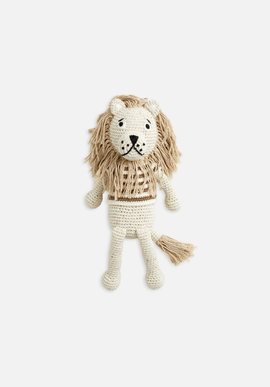 Large Soft Toy - Lenny Lion